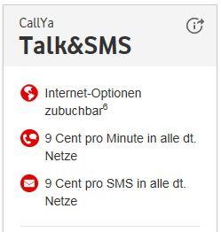 CallYa Talk & SMS