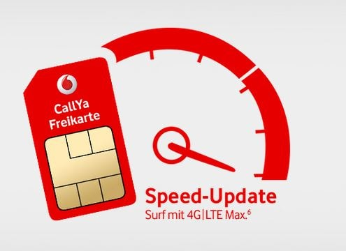 Vodafone CallYa