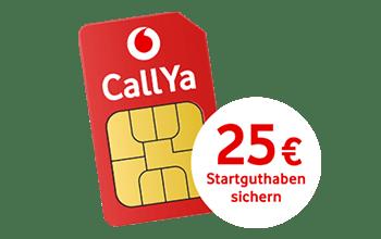 Vodafone CallYa Talk & SMS Tarif