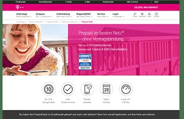 Telekom LTE Prepaid